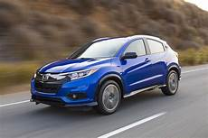 2019 Honda Hr V Review Ratings Specs Prices And Photos