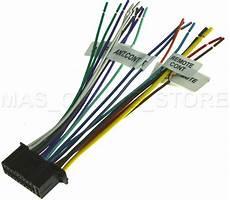22pin wire harness for kenwood ddx 6019 kvt 512 kvt 514 kvt 516 ships today ebay