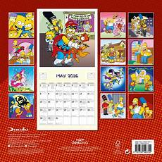 the simpsons calendars 2018 on europosters