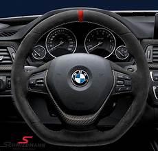 Sport Steering Wheel Bmw M Performance Flat Bottom Leather