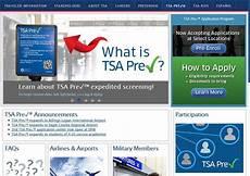 tsa reminds air travelers of pre check enrollment daily press