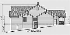house plans with gable roof ranch house plan featuring gable roofs