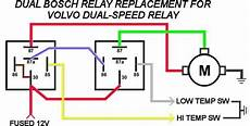Electric Fan Relay