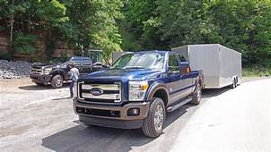 What Is High Capacity Trailer Tow Package On Ford F250