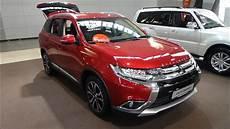 2018 Mitsubishi Outlander Edition 100 Exterior And
