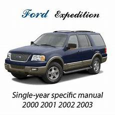free auto repair manuals 2001 ford expedition on board diagnostic system ford expedition 2000 2001 2002 2003 2004 2005 2006 workshop repair manual pdf cd ebay