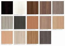 Keystone Wood Laminated Colors