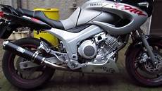 yamaha tdm 850 4tx exhaust quot ulter sport quot by rombo