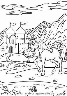 Malvorlagen Unicorn Versi Mewarnai Unicorn Gambar Mewarnai Gratis