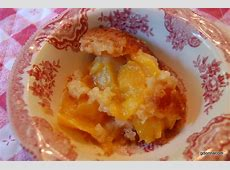 soul food peach cobbler recipe