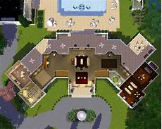 sims 3 mansion house plans mod the sims the manor estate