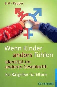 Anders Kinder - trans ident e v wenn kinder anders f 252 hlen
