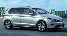 Angker Vw Golf Sportsvan Is The New Golf Plus In Pre