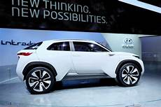 Hyundai Intrado Le Nouveau Concept Suv Auto Lifestyle