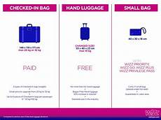 cabin baggage wizzair wizz air ends luggage fee