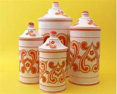 funky kitchen canisters 17 best images about kitchen canisters on jars