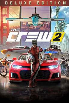 the crew 2 deluxe edition for xbox one 2018 mobygames