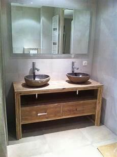 faire meuble de salle de bain id 233 e d 233 coration salle de bain meuble salle de bain pays