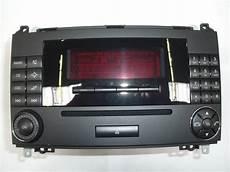 mercedes car radio audio 20 cd a1698700689 hmi device