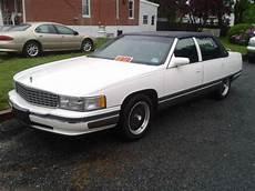 1996 Cadillac Sedan