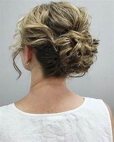 Relaxed Updos Wedding