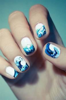 55 weird dazzling summer nail art designs to enhance the