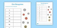managing money worksheets uk 2807 coin recognition worksheet made