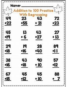 addition without regrouping grade 1 1000 images about regrouping math on math