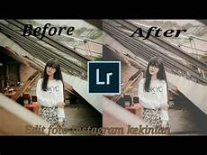 Edit Foto Instagram Kekinian Menggunakan Adobe Lightroom