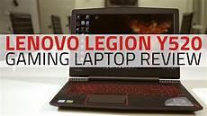 lenovo legion y520 test lenovo legion y520 review price specifications