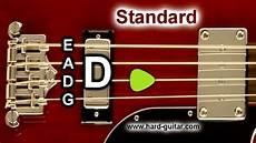 Bass Guitar Tuner E Standard Tuning E A D G 4 Strings