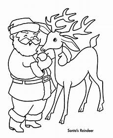 Malvorlagen Weihnachten Rentiere Coloring Pages Reindeer Coloring Pages Free And Printable