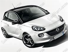 Hochleistungslen Led Kit F 252 R Die Scheinwerfer Des Opel