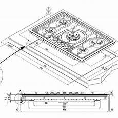 dimensioni piano cottura 5 fuochi aeg electrolux elettrodomestico 85551 piano cottura