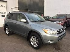 toyota rav4 7 places 2007 toyota rav4 limited aut 4x4 7 places etat impeccable