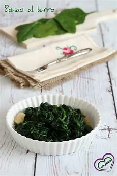 come cucinare gli spinaci come contorno spinaci al burro ricetta contorno cucina prediletta