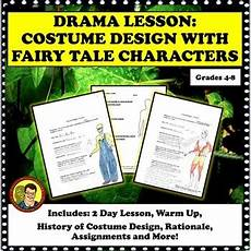 tale drama lesson 14983 drama lesson costume design study with tales by dramamommaspeaks