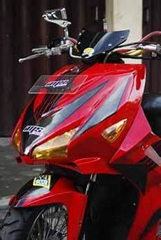 Modifikasi Mio 2007 by Motor Sport Edition Modifikasi Yamaha Mio 2007