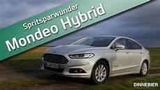 Ford Mondeo Hybrid Sparsam Und Komfortabel Zu Gleich