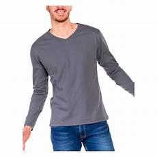 tshirt manche longue gris made in bio le t