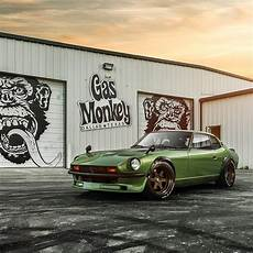gas monkey see the gas monkey datsun undergo its tuner transformation