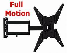 Tv Halterungen Schwenkbar - motion tv wall mount swivel bracket 32 40 42 47 55