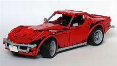moc corvette c3 stingray page 4 lego technic