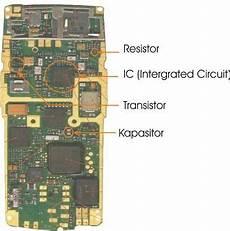 Elektronika Untuk Hobi Dan Belajar Komponen Komponen
