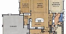 Floor Plans Without Formal Dining Rooms