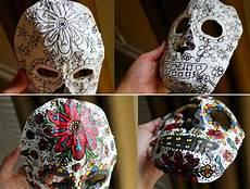 Pappmache Masken Selber Machen 12 Ideen F 252 R
