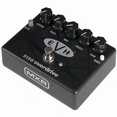 evh 5150 pedal mxr evh 5150 overdrive 171 guitar effect