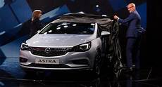 opel premiers new astra plans 29 new models by 2020