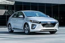 2017 Hyundai Ioniq Electric Review Ratings Edmunds