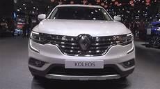 renault koleos 2018 renault koleos initiale energy dci 175 4wd x tronic 2018 exterior and interior